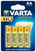 BATERIJA OBICNA SUPERLIFE  R6 4/1 VARTA