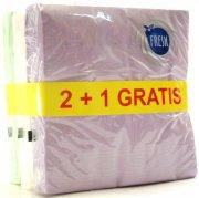 SALVETE 3SL 33x33  2+1 GRATIS FRESH