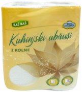 UBRUS PAPIRNI  2SL 2/1  BAS BAS