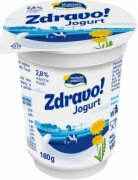 JOGURT ZDRAVO 2,8%MM 180G CASA
