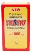 CACKALICE DRVENE OKRUGLE 1000/1 STILETTO