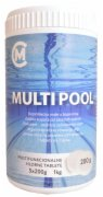 TABLETE MULTI POOL 200G/1KG