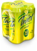 PIVO TWIST LIMUN 0,5 CAN 3+1 GRATIS