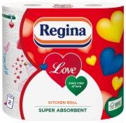 UBRUS PAPIRNI  LOVE 3SL 2/1 REGINA