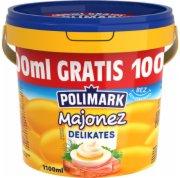 MAJONEZ 1000ML+100ML GRATIS POLIMARK