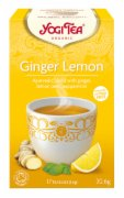 CAJ GINGER LEMON BIO 30,6G