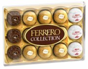 BOMBONJ .ROCHER COLLECTION 172G  FERERO