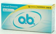 HIG.TAMPON OB NORMAL 16/1 JOHNSON