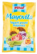 MAJONEZ LIGHT MAYOVITA 90G KESA