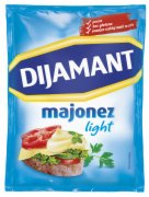 MAJONEZ LIGHT  DIJAMANT 95ML KESA