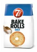 HLEB BAKE ROLLS SALT  80G