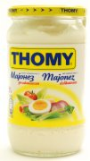 MAJONEZ  DELIKATES TEGLA  650ML THOMY