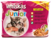 HRANA MACE JUNIOR USOSU 3+1GRAT.WHISKAS