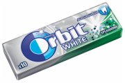 ZVAKE WHITE SPEARMINT 14G ORBIT