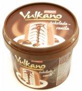 SLADOLED VULKANO COKOLADA & VANILA 280G