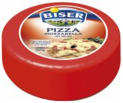SIR PIZZA MOZZARELLA 45%MM 450G BISER
