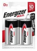BATERIJA MAX D 2/1 ENERGIZER