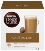 KAFA NESCAFE DOLCE GUSTO CAFE AU LAIT 16