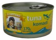 TUNJ KOMAD 170G II CAPITANO
