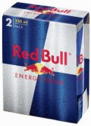 ENERG.NAP.RED BULL 2PACK  2x0.25L LIMENK