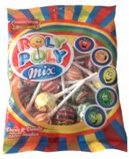 LIZALICA  ROLY POLY MIX 150G