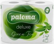 TOALETNI PAPIR 3SL 4/1 GREEN TEA PALOMA