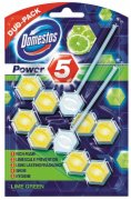 WC OSVEZ.RB POWER 5 LIME 2X55G DOMESTOS