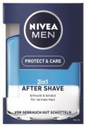 AFTE.SH. 2U1 PROTECT &CARE 100ML NIVEA