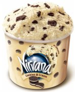 SLAD. NIRVANA COOKIES&CREAM 335G NESTLE