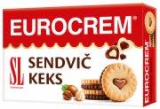 KEKS EUROKREM SENDVIC KEKS 250G