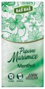 PAPIRNE MARAMICE MENTHOL 1/1 BAS BAS