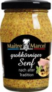 SENF GRAINS 210G MAITRE MARCELL