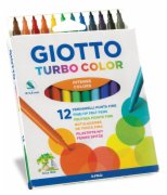 FLOMASTERI  TURBO COLOR 12/1 GIOTTO