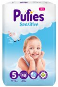 PELENE BABY SENS. 5 JUNIOR 48/1 PUFFIES*