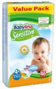 PELENE BABY 4+  46/1  9-20KG VALUE PACK