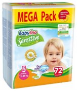 PELENE BABY 5 72/1 11-25KG MEGA PACK BAB