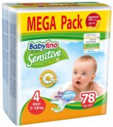 PELENE BABY 4 78/1 7-18KG MEGA PACK BABY