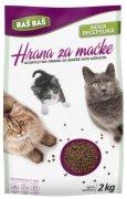 HRANA ZA MACKE 2KG BAS BAS