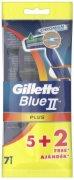 BRIJAC GILLETTE BLUE II PLUS 5+2 S
