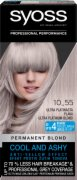 BOJA ZA KOSU 10-55 ULTRA PLATINUM BLOND
