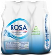 VODA ROSA 6X0,5L  MULTIPACK