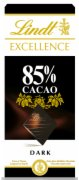 COK.CRNA EXCELLENCE DARK 85 % 100G LINDT