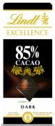 COK.CRNA EXCELLENCE DARK 85 % 100G LINDT