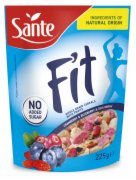 MUSLI FIT VOCNI WHOLE FRUIT 225G SANTE