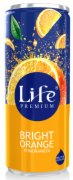SOK LIFE PREMIUM BRIGHT ORANGE 0.25L CAN