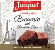 BISKVIT BROWNIIES COK. 285G JACQUET