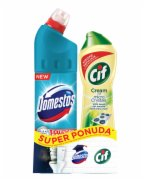 DOMESTOS ATLATIC 750ML + CIF LIMUN 500ML