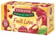 CAJ LOVE FRUIT 45G TEEKANNE