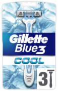 BRIJAC BLUE 3 COOL 3*  GILLETTE