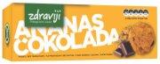 KEKS ANANAS COKOLADA 120G
